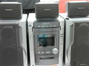 PANASONIC Mini-Stereo SA-AK600
